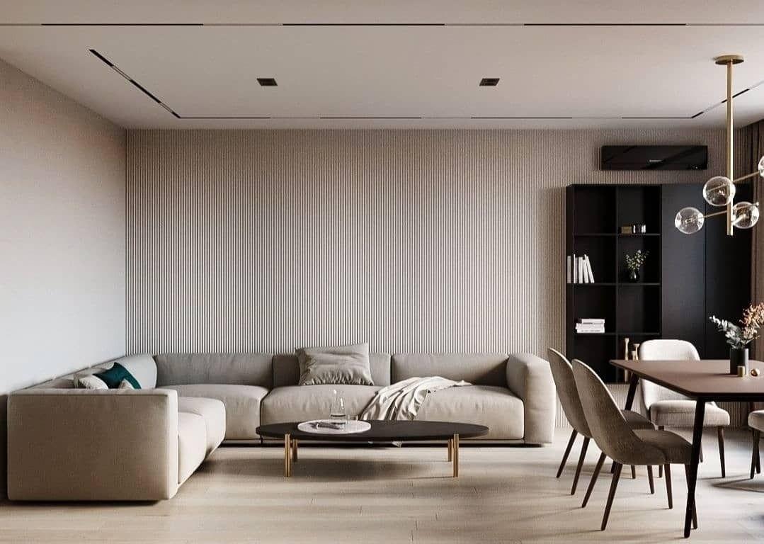 Дизайн интерьера 4-х квартиры г.Красноярск