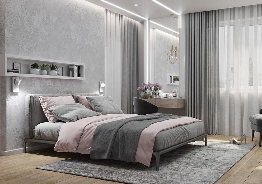 Воздушная спальня