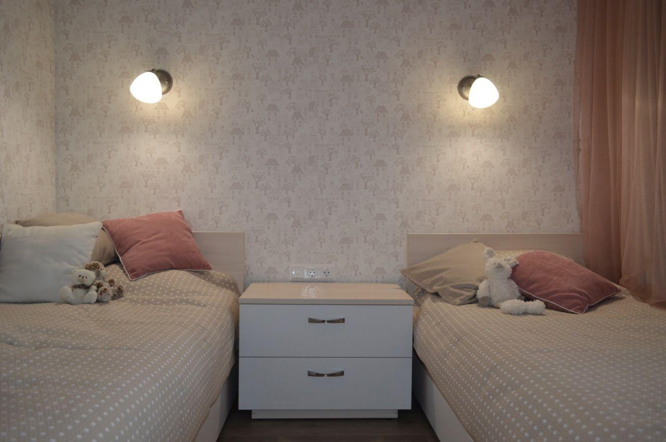Четырехкомнатная квартира в скандинавском стиле