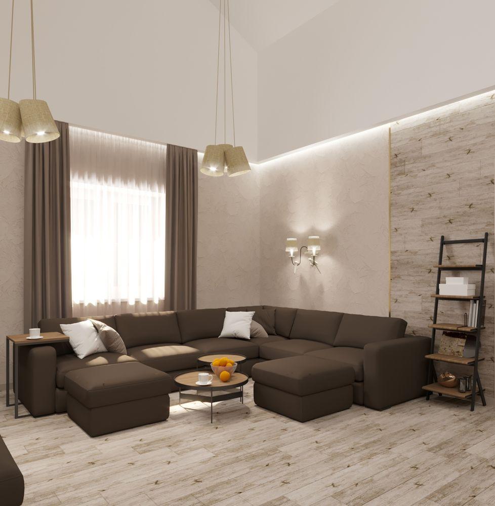 Комната отдыха где можно жить