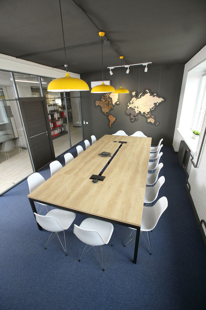 Офисное пространство для строительной компании