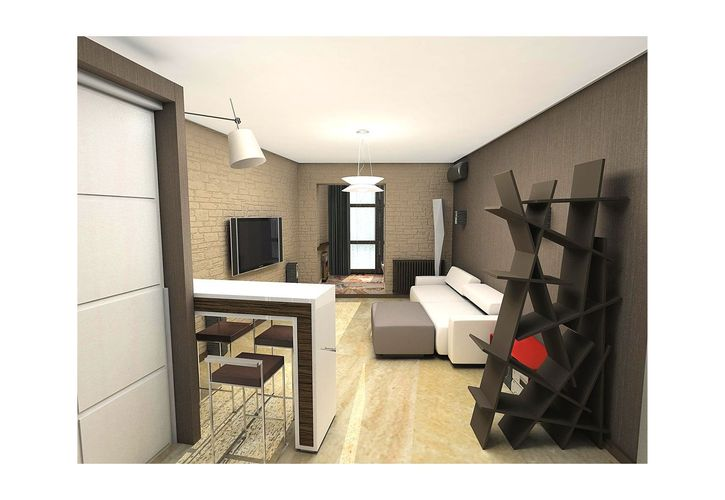 Квартира для молодого человека