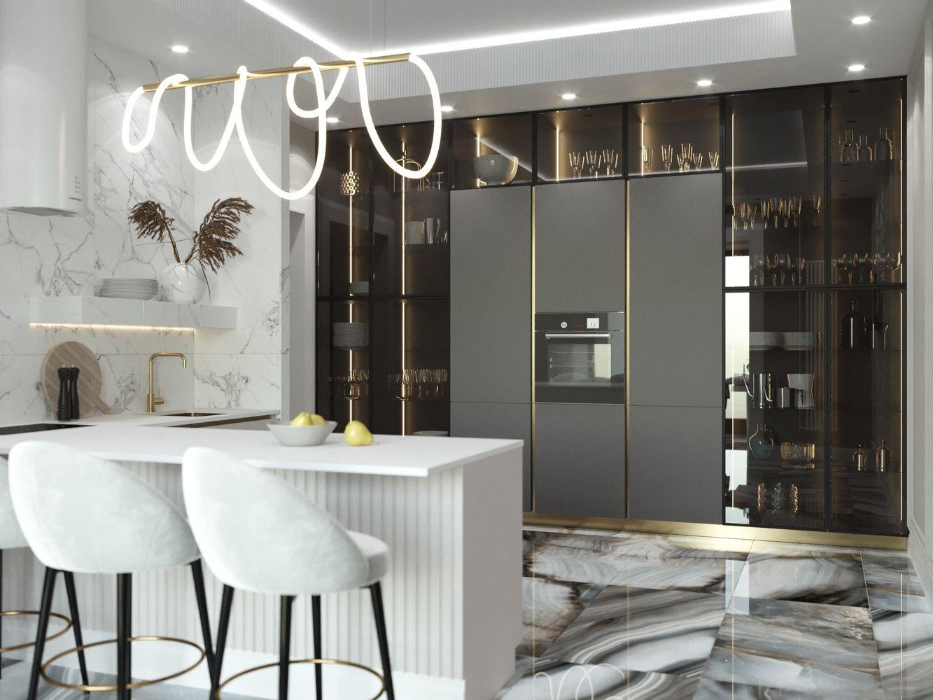 Квартира Luxury Style Красноярск