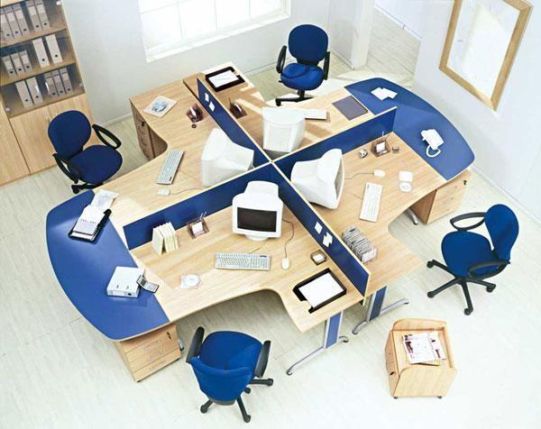 Подбираем мебель для офиса: тонкости выбора