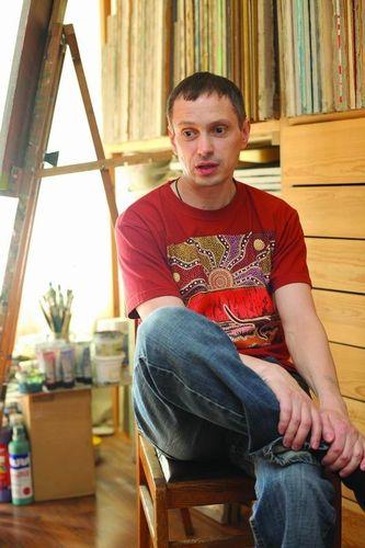 Андрей Исаенков: «Мне нравится быть»