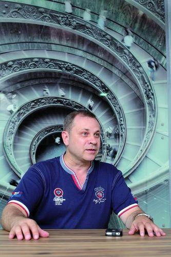 Александр Яворский: «Работа & Жизнь»