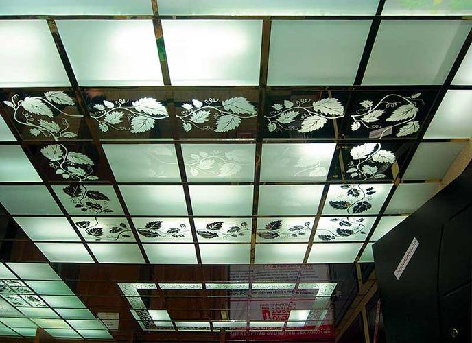 Потолок: виды отделки