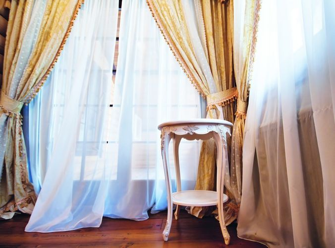 Выбираем текстиль для гостиной