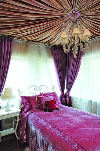 Выбираем текстиль для спальни
