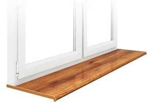 Окна и подоконники тесно связаны