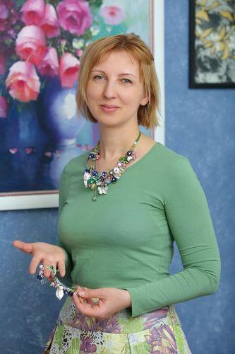 Юлия Долгопол: «Стекло мне нравилось всегда».