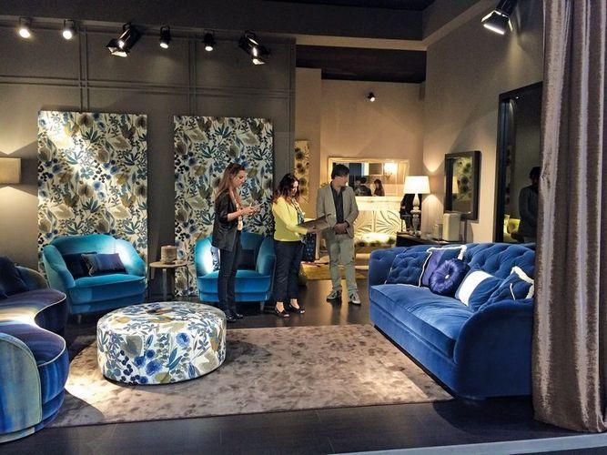 Миланская мебельная выставка I Salone del Mobile