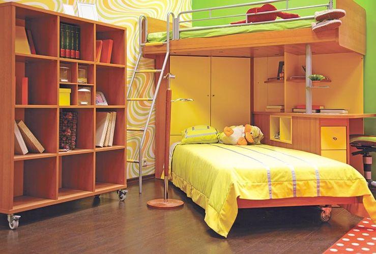 Где детскую делать будем?