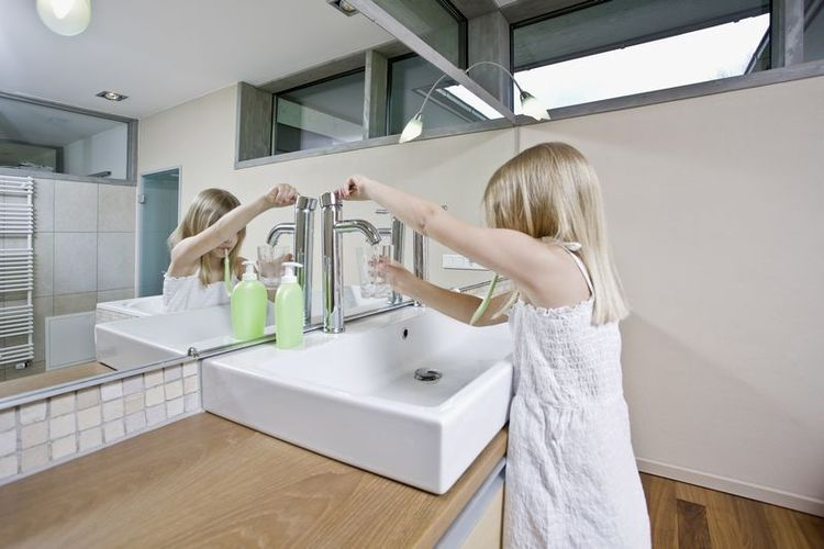Принципы оформления ванной