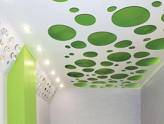 8 идей для потолка