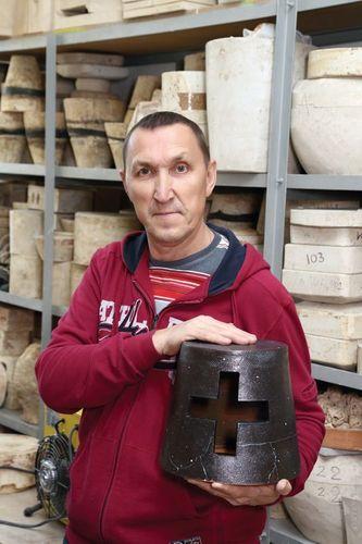 Иван Кротов: «Бывает, работаю с закрытыми глазами»