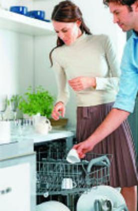Встраиваемые посудомоечная и стиральная машины
