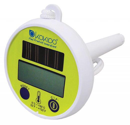 термометр в бассейн kakido