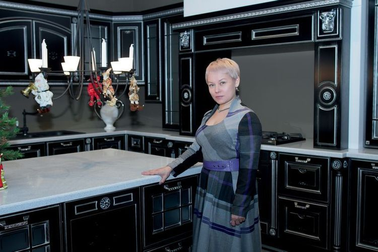 Юлия Прескенене: «На мебельном производстве чувствую себя, как рыба в воде»