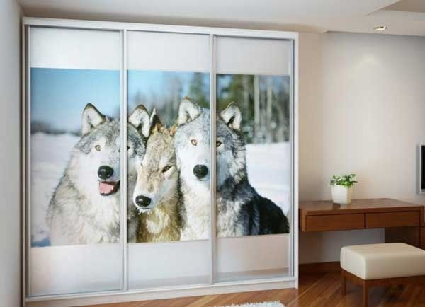 Шкафы-купе - верное решение для жилых и офисных помещений