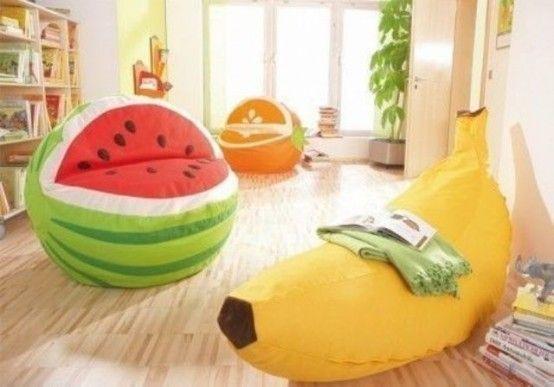 фруктовая мебель