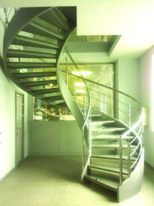 Ограждение, декорирование и подсветка лестниц
