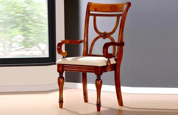Деревянные стулья, какими вы их еще не знали