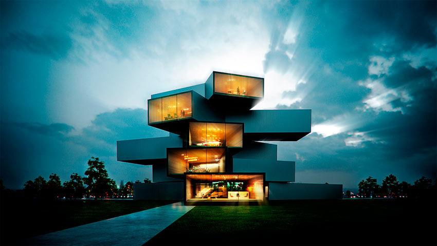 17 самых невероятных домов мира