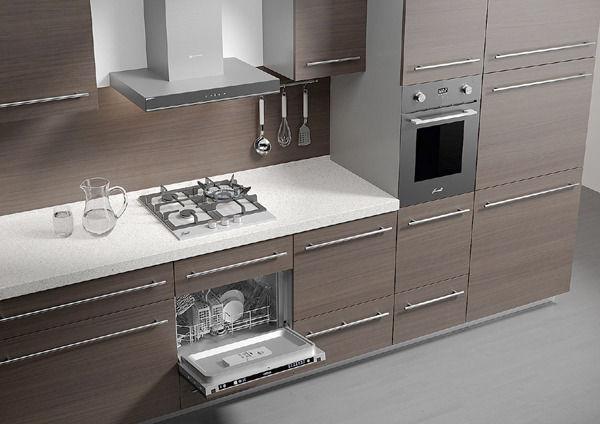 Создадим дизайн кухни с вытяжками Shindo