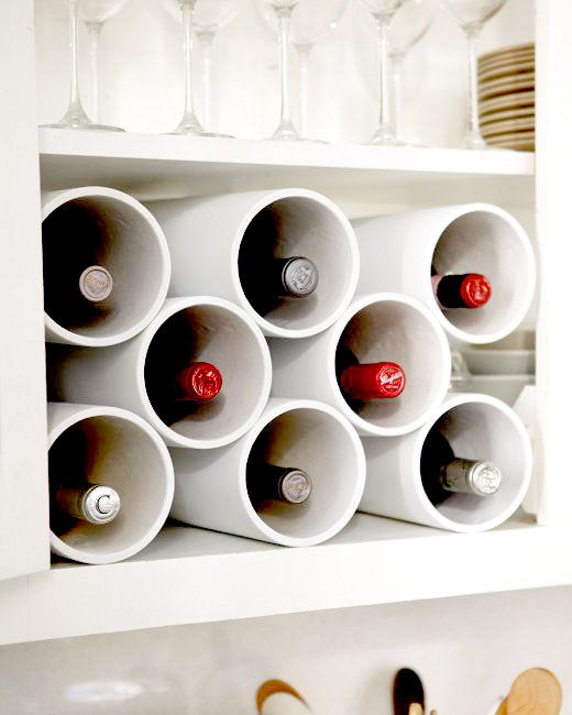 ПВХ винный шкаф