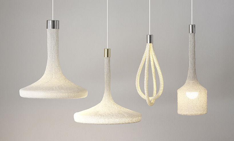 Лампы ручной вязки