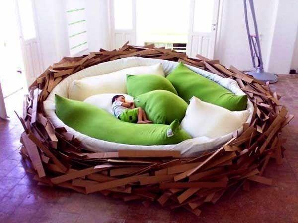 10 кроватей, из которых не захочется выбираться