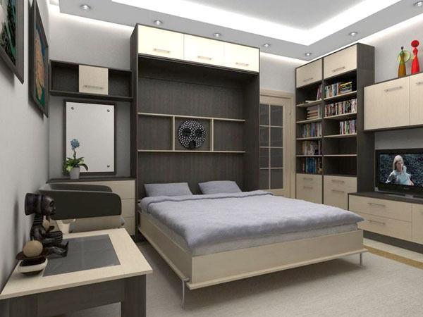 10 причин для использования шкафов-кроватей