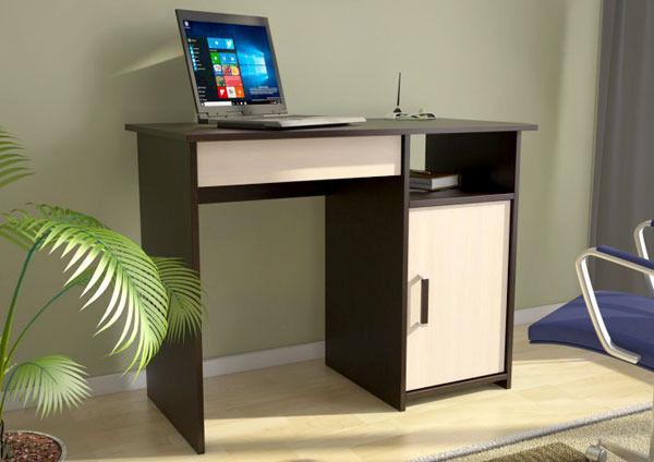Практичные письменные столы в интернет-магазине «Ладо»