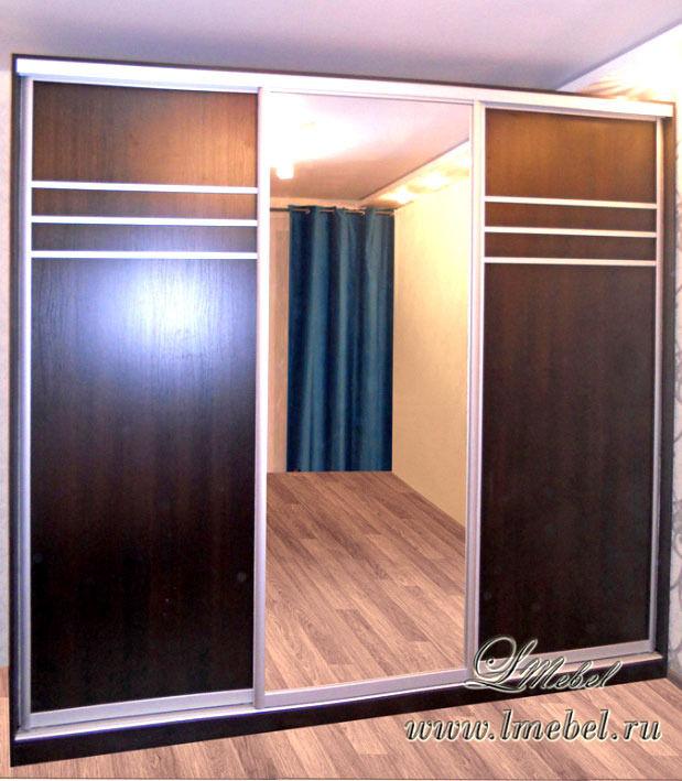 Шкафы-купе - идеальное решение для интерьера.