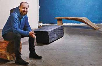 Денис Милованов: «Работа с деревом сродни медитации»