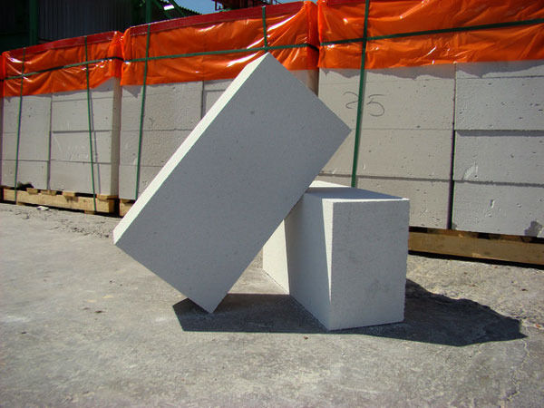 Особенности использования газосиликатных блоков