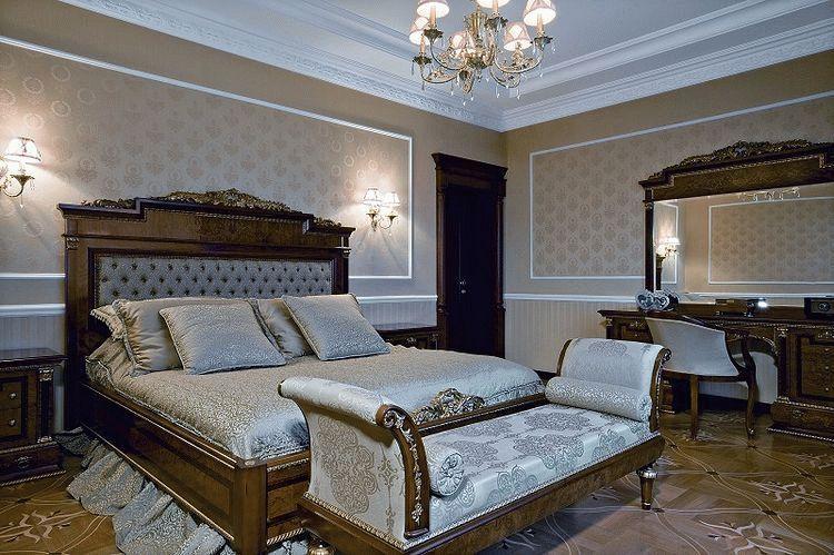 Как создать комфортный интерьер спальни для двоих?