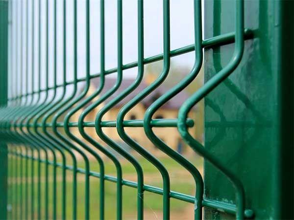 секционные заборные системы