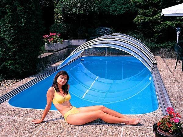 Пластиковое оборудование для бассейнов