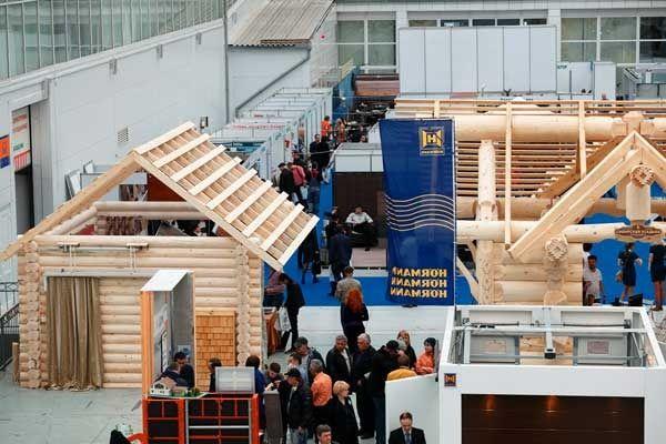 Одна из крупнейших выставок Сибири и Дальнего Востока по малоэтажному домостроению приглашает гостей