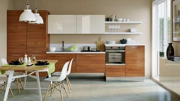 Сделайте свой выбор в пользу кухни с итальянским фасадом