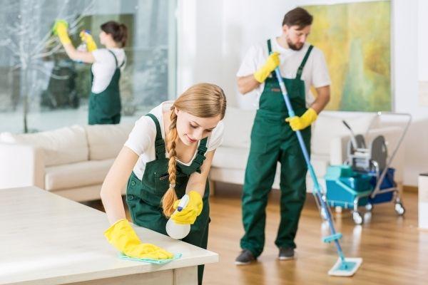 Преимущества уборки после ремонта с помощью профессионалов