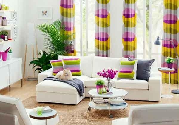 Психология цвета и мягкая мебель