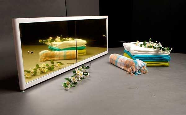 Типы экранов под ванну