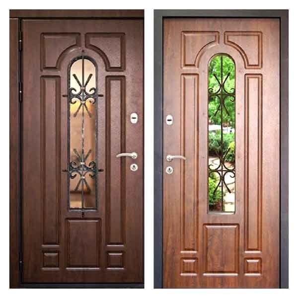 Металлические двери: лучшая защита