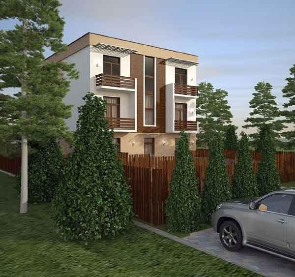 строительсвто домов