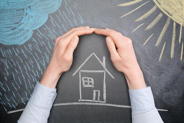 Страхование недвижимости от Тинькофф