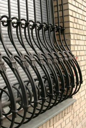 Решетки на окнах вашего дома