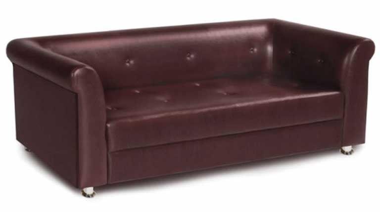 Виды и особенности современных офисных диванов